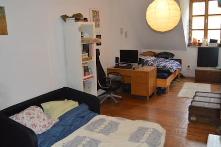 Room(s) for up to 4 people in Munich Center - München
