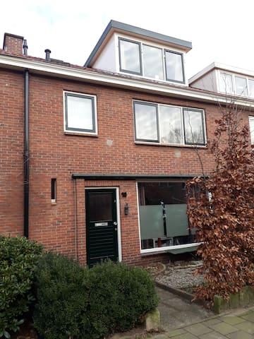 Ruime eengezinswoning in Harderwijk