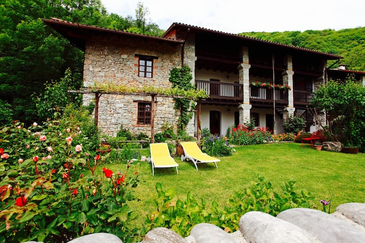 Charming House Nongruella - Nimis - Bed & Breakfast