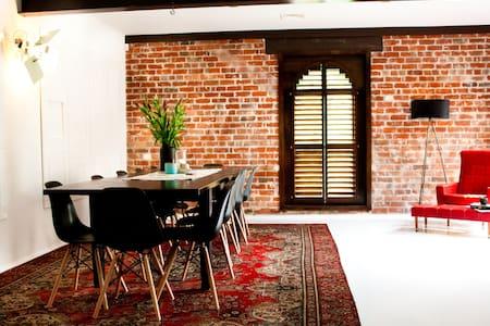 Luxurious Warehouse Conversion! - Ballarat - บ้าน