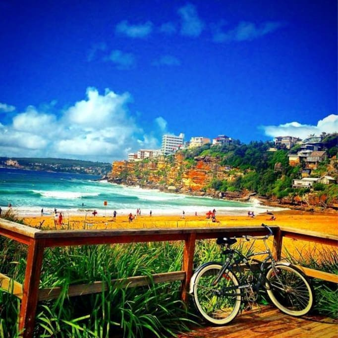 freshwater Beach - sydney's best kept secret!