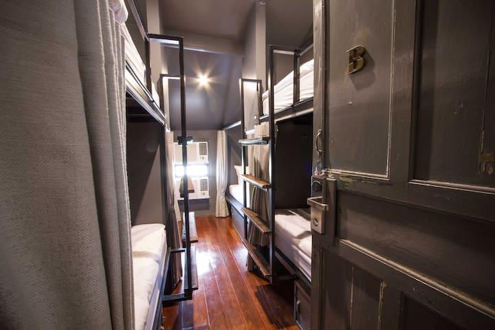 Here Hostel Bangkok/ 6-BED Mixed Dormitory Room