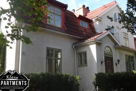 Klara Apartments - Apt. 2 - Karlstad - Leilighet