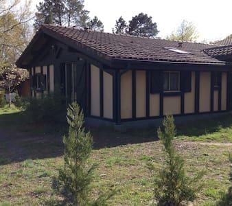 Maison en pleine nature - House