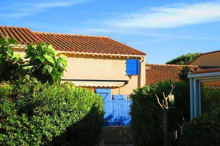 Maisonnette tout confort 200m plage - Saint-Cyprien Plage