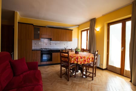 """Vista """"Monte Pora"""" in pieno centro - Castione della Presolana - Wohnung"""