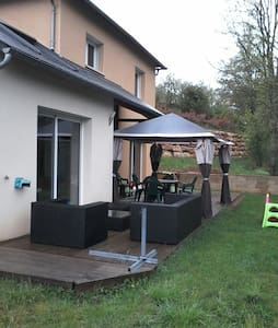superbe maison,accueil chaleureux  - Saint-Geniez-d'Olt - Talo