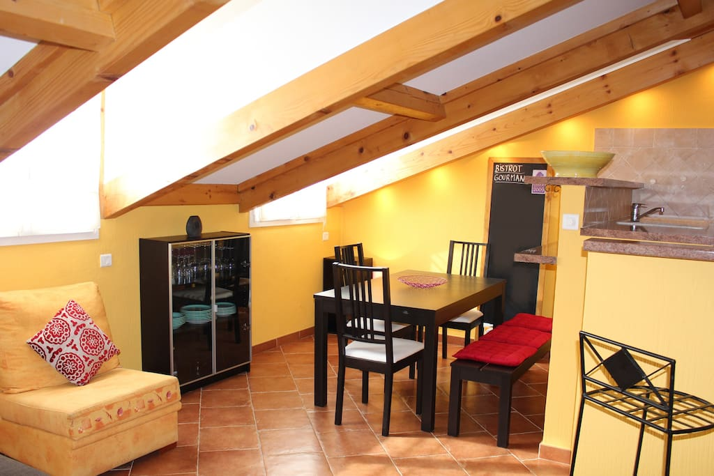 Coin repas - Dining room