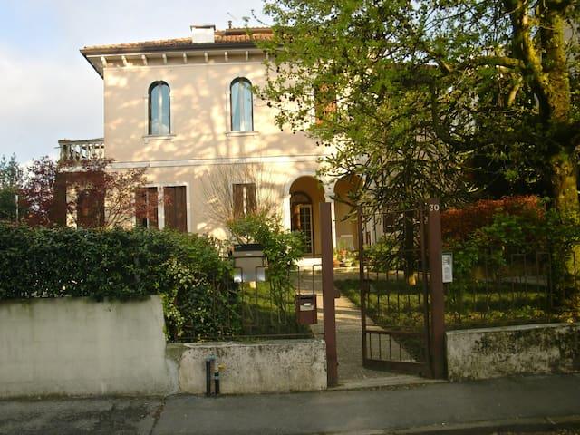 Natura e silenzio in Vicenza