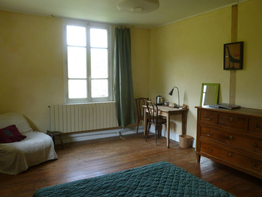 chambre chez l 39 habitant h user zur miete in saint martin d 39 uriage rh ne alpes frankreich. Black Bedroom Furniture Sets. Home Design Ideas