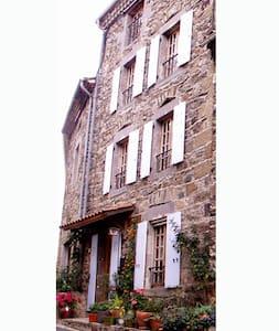 Un grand gîte *** à Lavoûte-Chilhac - Lavoûte-Chilhac - Dům