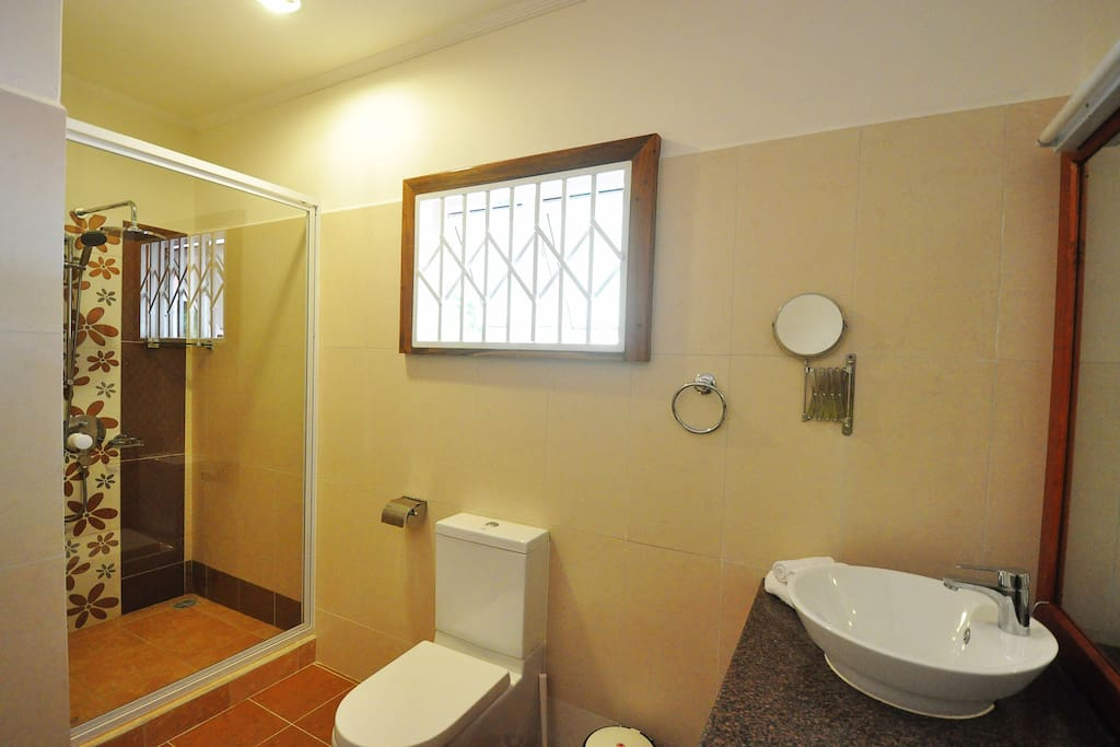 Your private ensuite