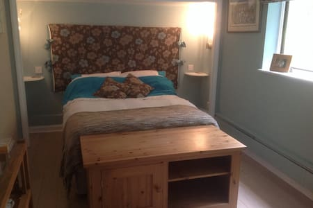 Fabulous double room near lake