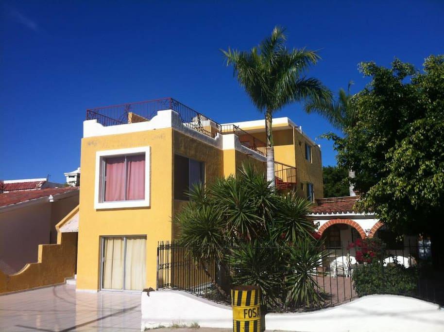 Casa Habitaci 243 N Houses For Rent In San Carlos Sonora