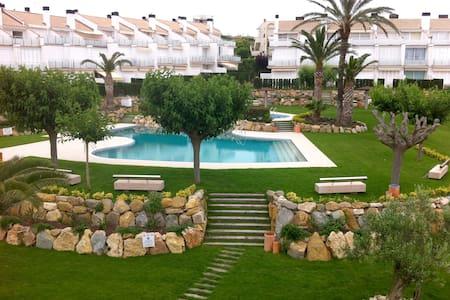 Casa con jardin y piscina - S'Agaró - Hus