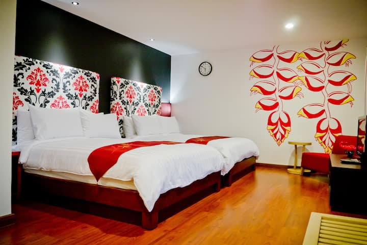 Homey Entire floor 3 Bedrooms@ Suvanabhumi Airport