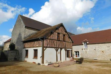 Petite Maison. La ferme des Quatre Vents, 8 pers. - Trie-la-Ville - Domek gościnny