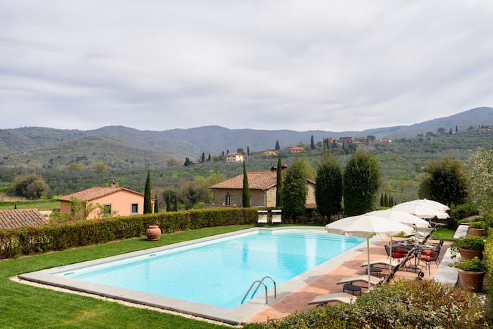 Casa Portagioia - Tuscany Found,,,,,, - Castiglion Fiorentino