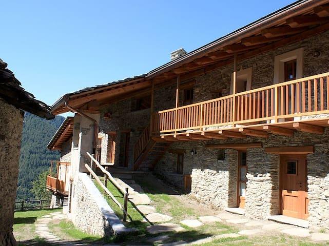 appartamento in baita Civico 5 - Marmora - Apartamento