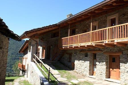 appartamento in baita Civico 5 - Marmora - Leilighet