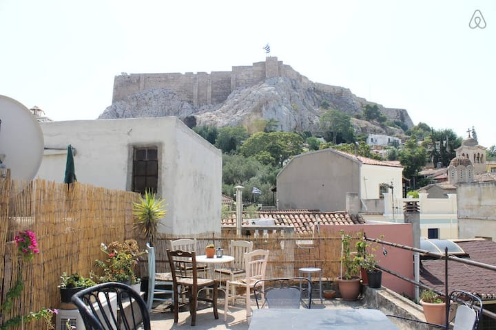 Acropolis Quiet House