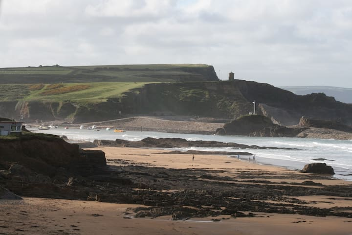 Cornwall Spectacular Sea Views - Bude - Apartamento