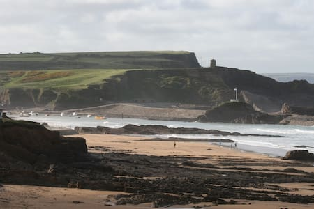 Cornwall Spectacular Sea Views - Bude