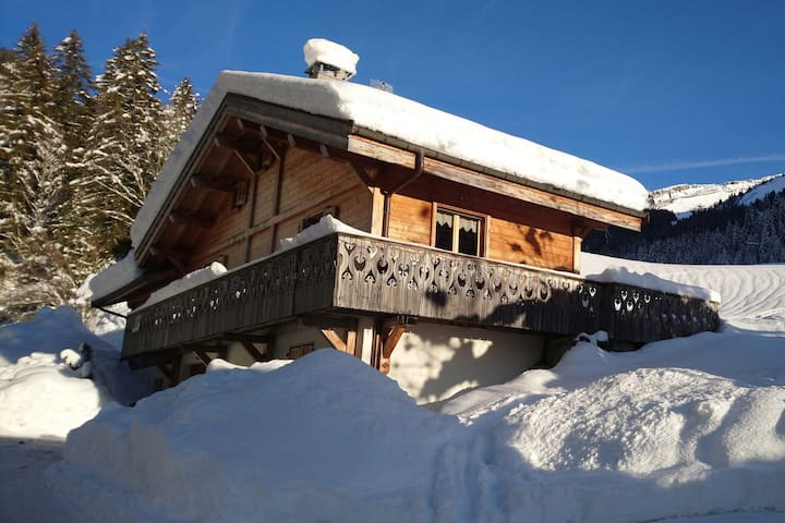 Chalet Clovis - Privacy, flexibility and location