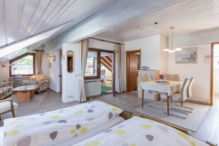 Ferienwohnungen Billi (Moos), 1-Zimmer Appartement