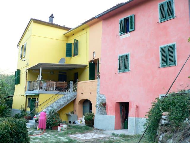 Toscana - Pistoia - Piteccio, Pistoia