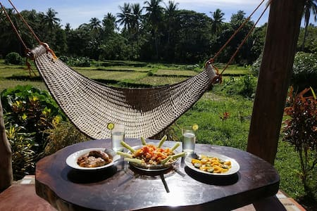 Living like in Bali