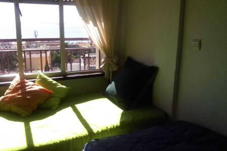 Apartamento vistas al mar Málaga - Málaga - Appartement