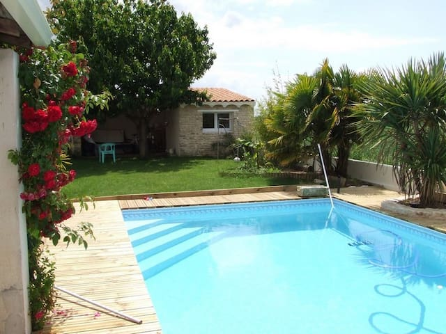 Pleasant Gite Apartment LA ROCHELLE