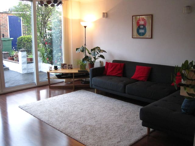 5 bed house, zone 2, light & modern - Greater London - House