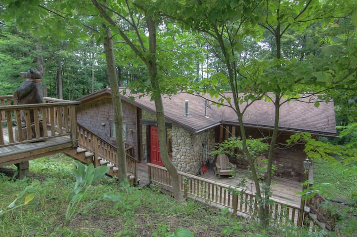 HOLIMONT CHALET Great for families! Fire pit WiFi