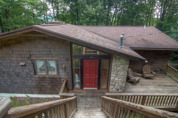 Chalet Dream  HOLIMONT! GOOD FOR ALL SEASONS! - Ellicottville - Alpstuga