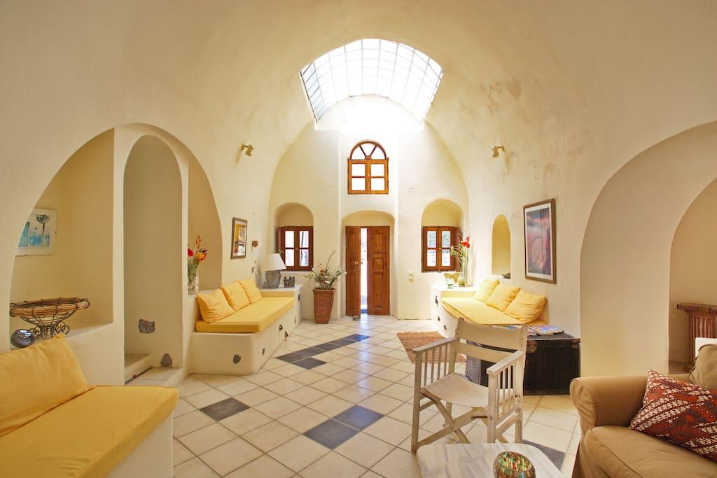 Main House living area