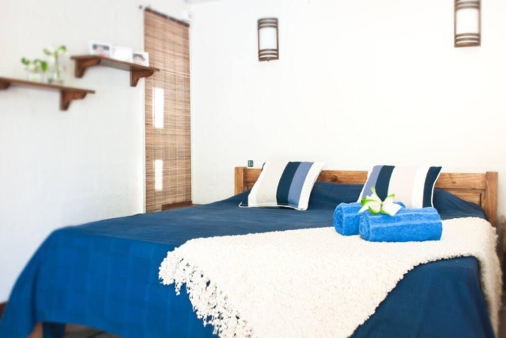 Chambre à couché Principale Salle de bain attenante