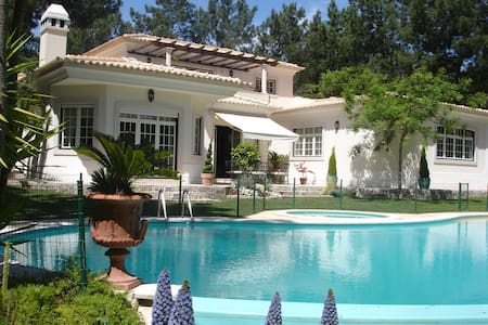 Villa Oasis B&B Suite Ivoire - Azeitão