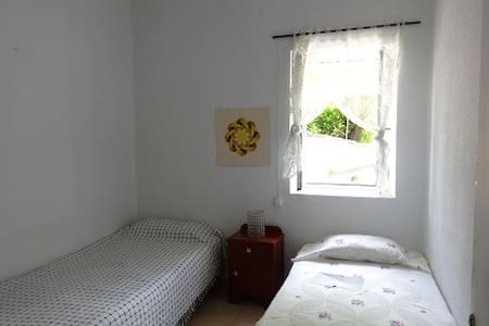Double room in Madrid Nature - Valdemaqueda - Talo