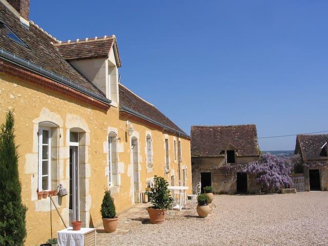 le Gîte du Haras au coeur du Perche - Bellou-le-Trichard - Dom