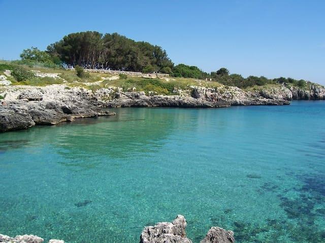 Confortevole casa a 6km da Otranto - Uggiano La Chiesa - Casa
