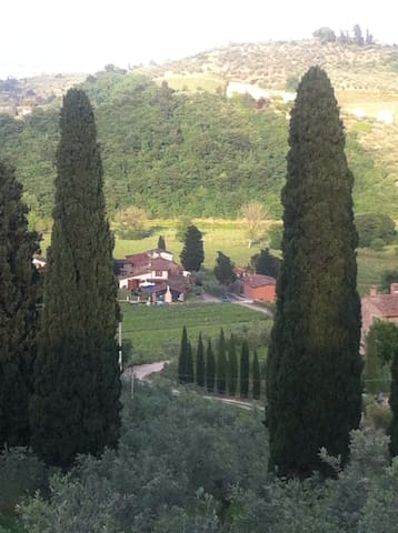 Farmhouse hills of Florence - Seano - House