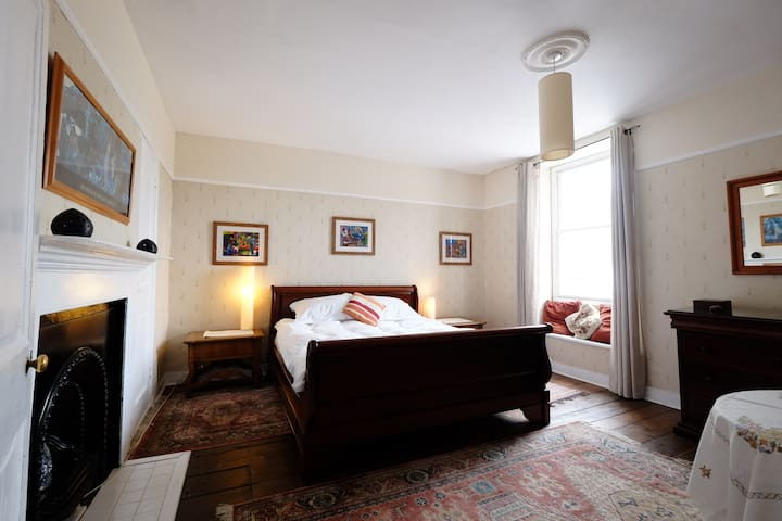 Oak House Sleigh room, a special Norfolk hideaway. - Cawston - Bed & Breakfast