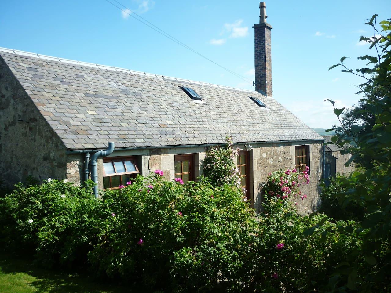 Ardormie Farm Cottage