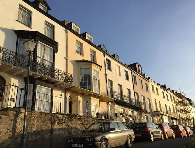 Beautifully Restored Georgian Home - Ilfracombe - Talo