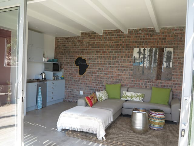 """Beach Break"" Luxury Apartment, Kommetjie. - Kaapstad - Appartement"