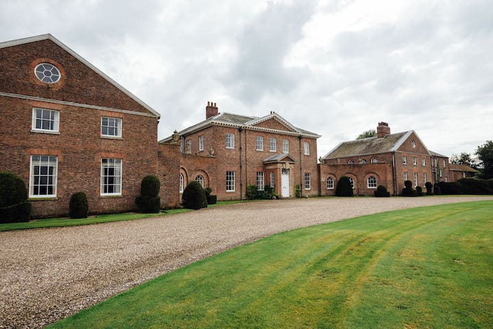 Luxury Wing of Country Home - 30 Mins from York