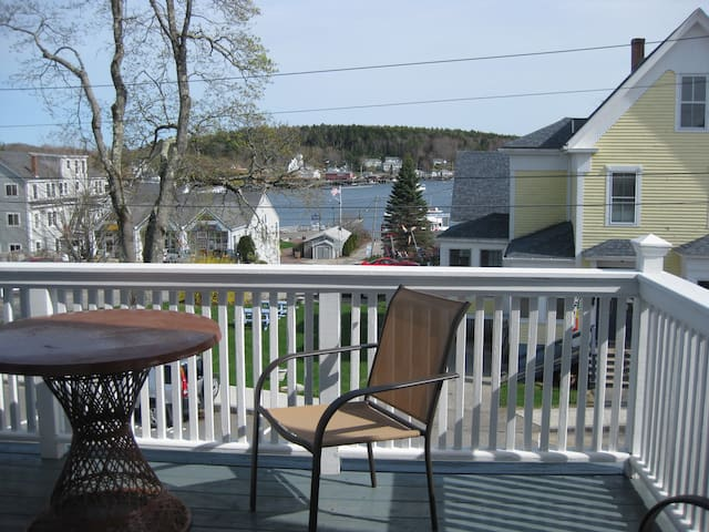 Milliner: Classic downtown living - Boothbay Harbor - Appartement