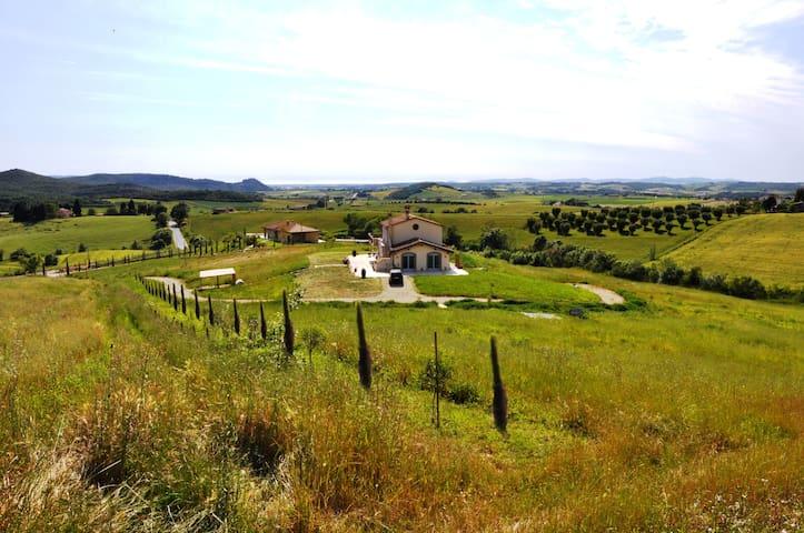 Casale nel cuore della Maremma - Marsiliana